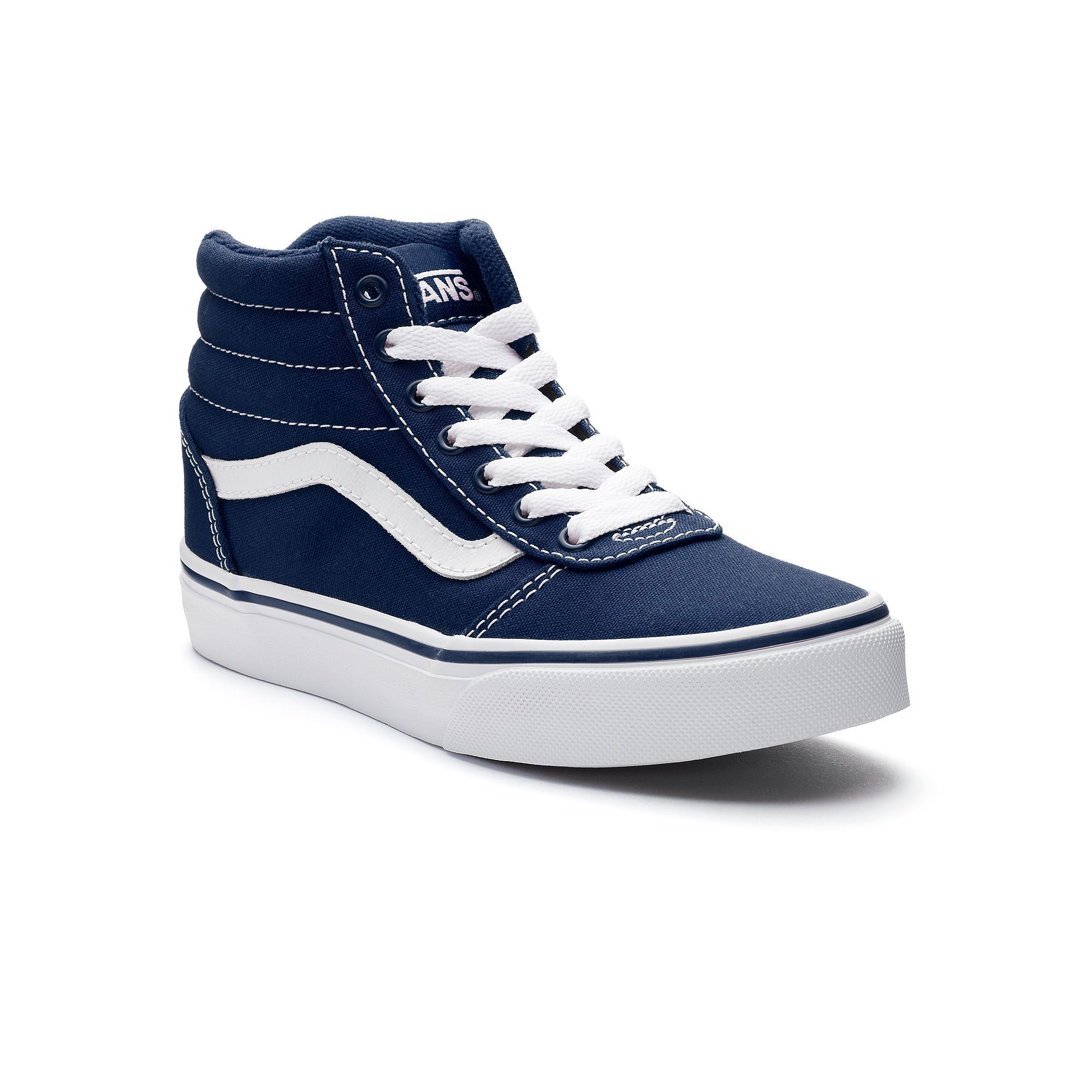 16a563a40feb48 Vans Ward Hi Kids  High-Top Sneakers