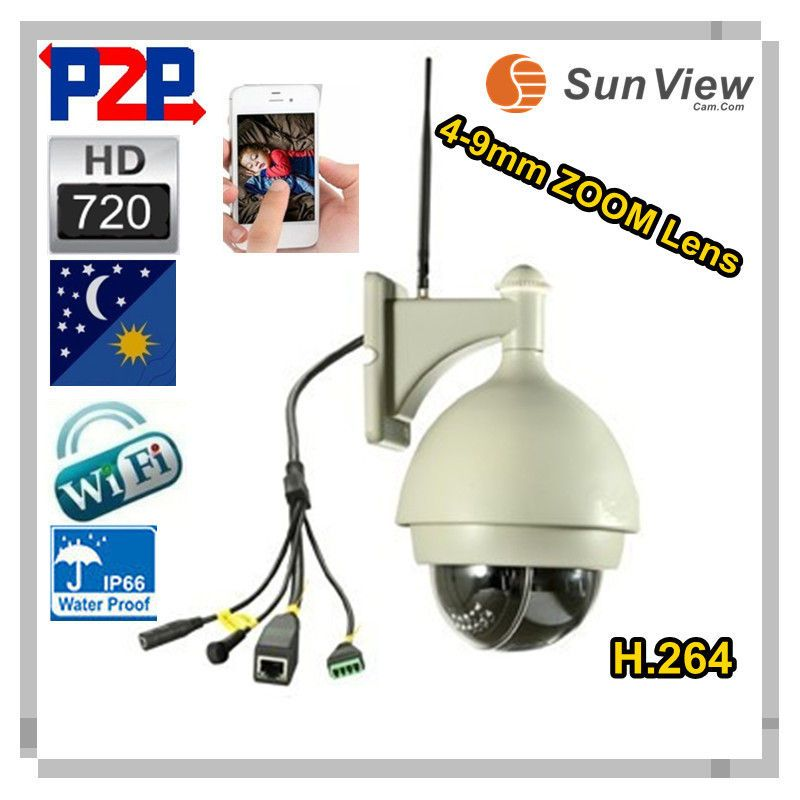 Outdoor Wireless Home Security Camera Systems Protect your family ...