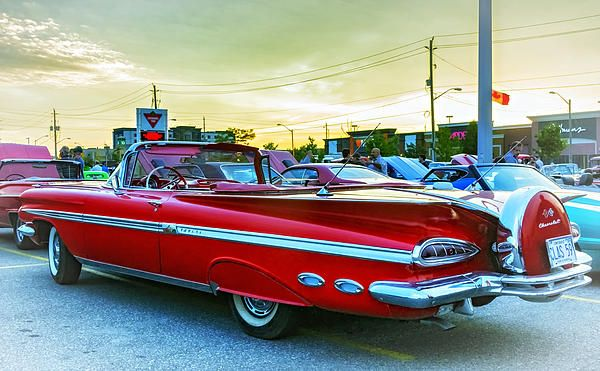 1959 Impala Convertible Impala Convertible Chevrolet Impala