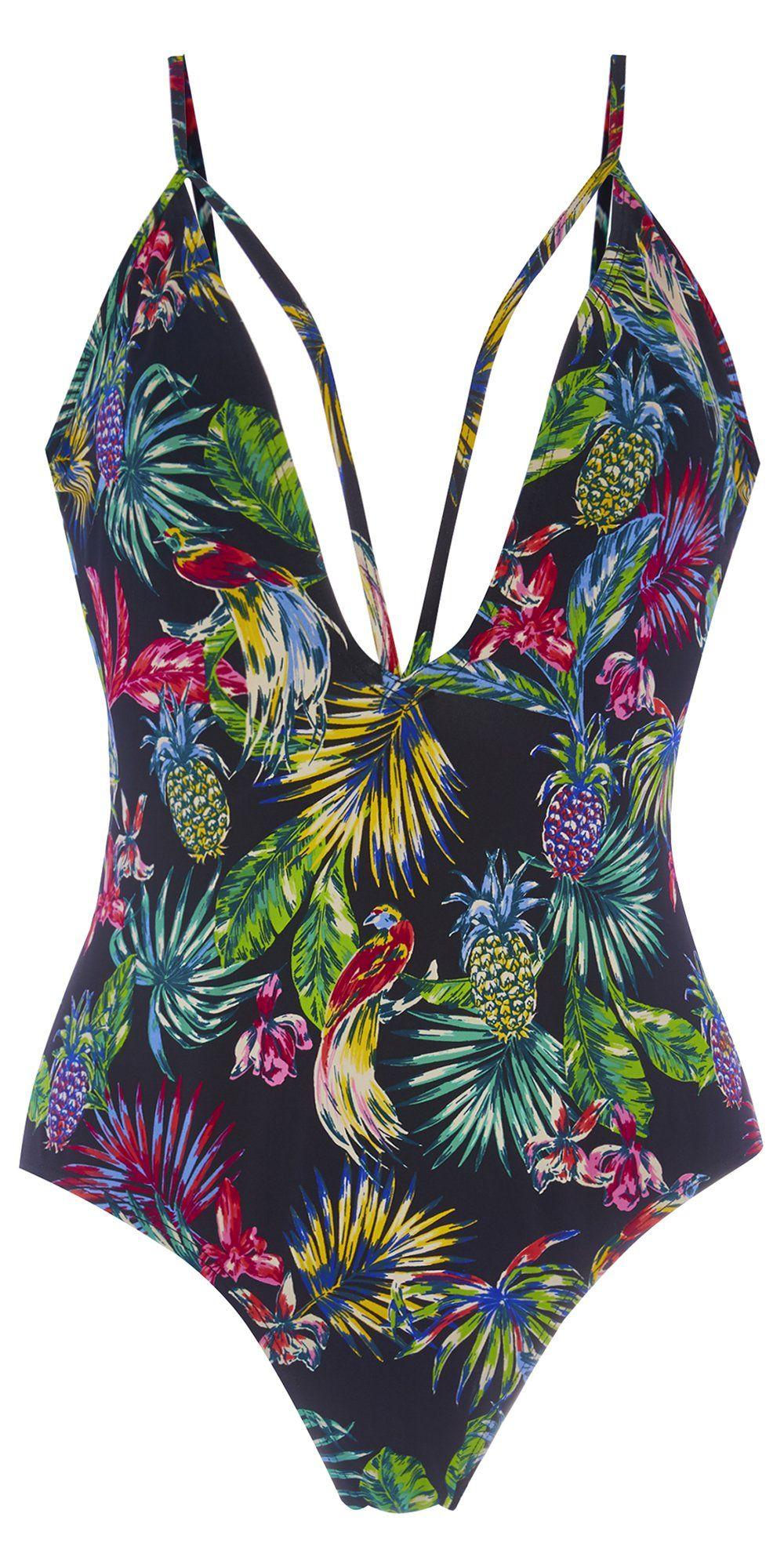 b18c733b1c 45 maillots de bain une pièce à adopter cet été | beach | Maillot de ...