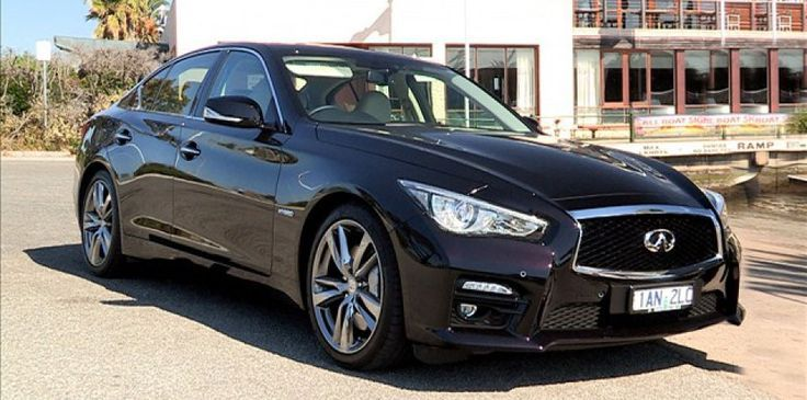 Awesome Infiniti 2017 Infiniti Q50 Hybrid S Review