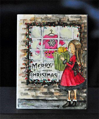 Vintage Christmas Kit - Unity Stamp Co