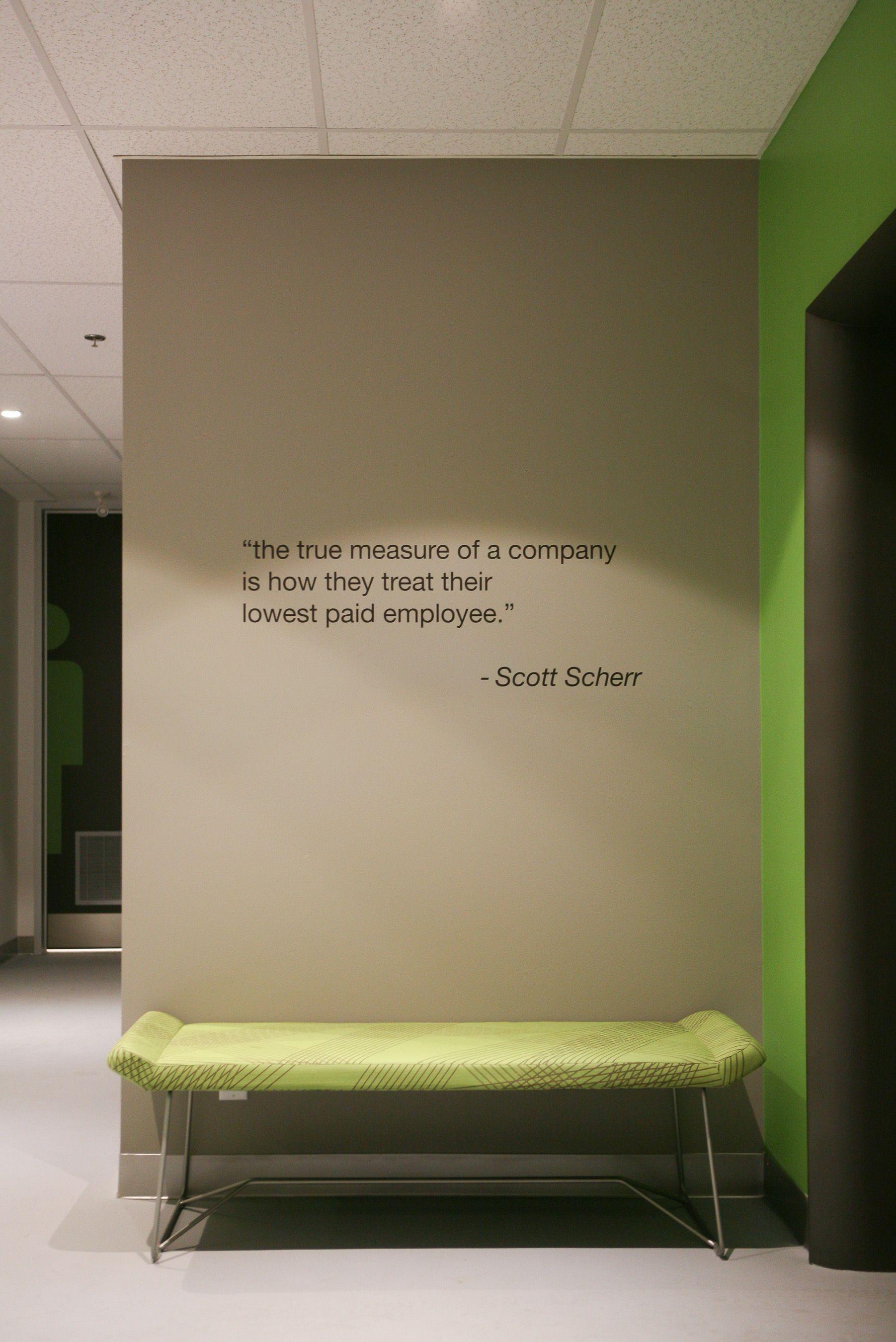 Ultimate software ceo scott scherr says the true measure of a software kristyandbryce Gallery