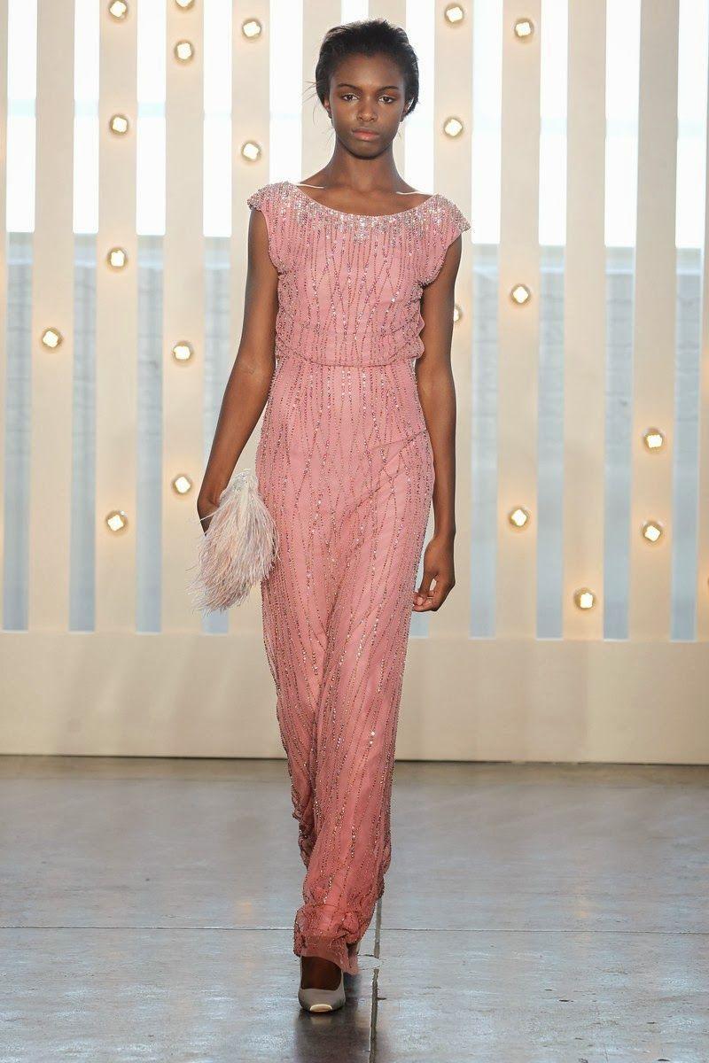 Mis Queridas Fashionistas: Jenny Packham Ready To Wear Fall Winter ...