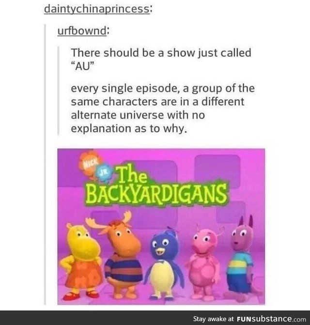 I loved this show - FunSubstance