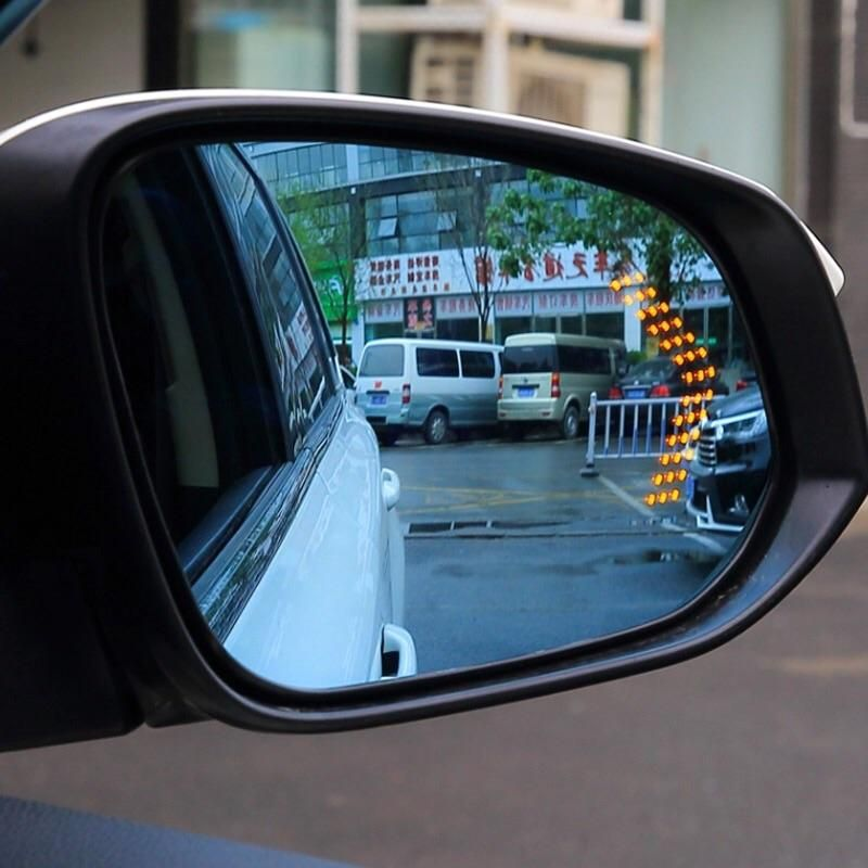 Led Arrow Panel For Car Rear View Mirror Car Rear View Mirror Rear View Mirror Mirror