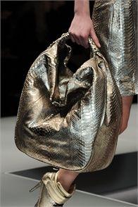 Sfilata Blumarine Milano - Collezioni Autunno Inverno 2012-13 - Vogue
