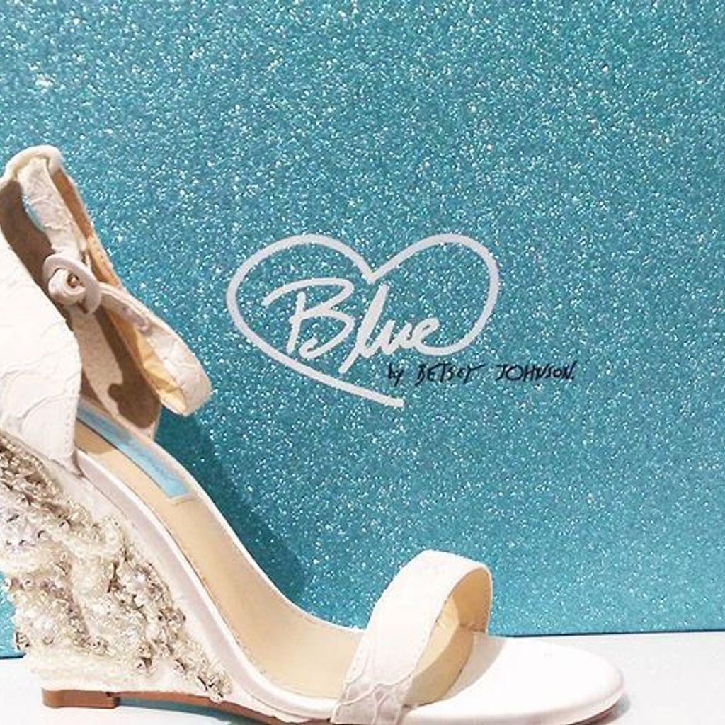 9079e08de987 High Heel Embellished Wedges with Ankle Strap