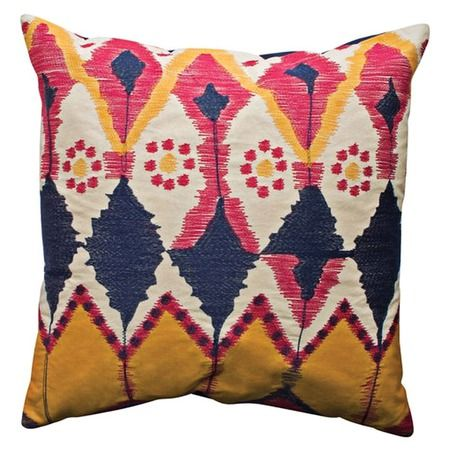 """I pinned this Java 20"""" x 20"""" Pillow from the Koko Company event at Joss and Main!"""