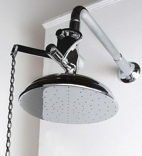 Pull Chain Shower Stunning Vintage Shower Heads  Pull Chain Shower Headstella  Pinterest Decorating Design