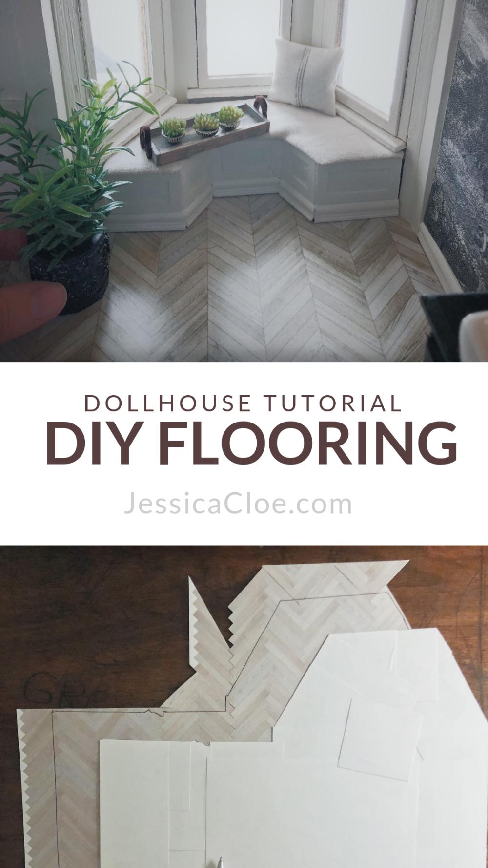 Sizing Your Dollhouse Floor — Jessica Cloe Miniatures