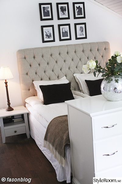 artwood,sänggavel,sovrum,säng Inspo hem Pinterest Sänggavel, Sovrum och Inredning