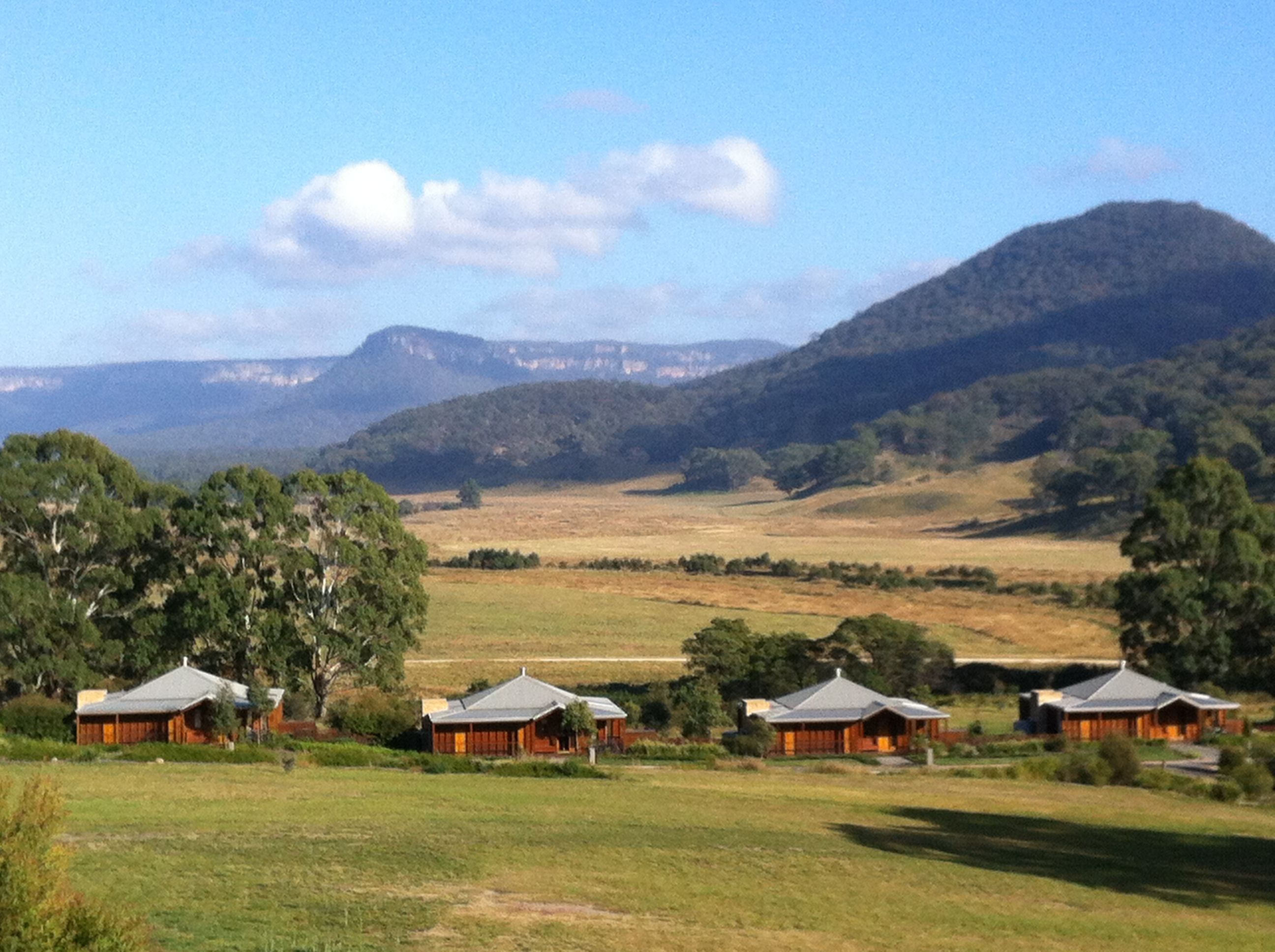 Emirates Wolgan Valley Resort And Spa In The Blue Mountains