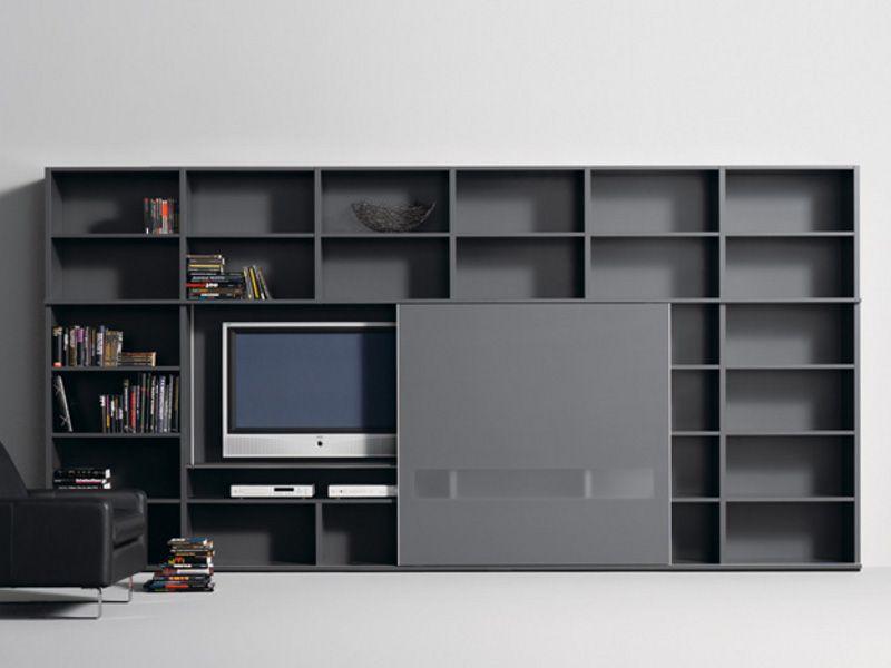Tv Kast Interlubke.Interlubkestudimobookcase Storage Wall Request Catalogues