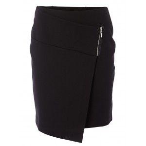 Esprit Casual Skirt Punto Stripe
