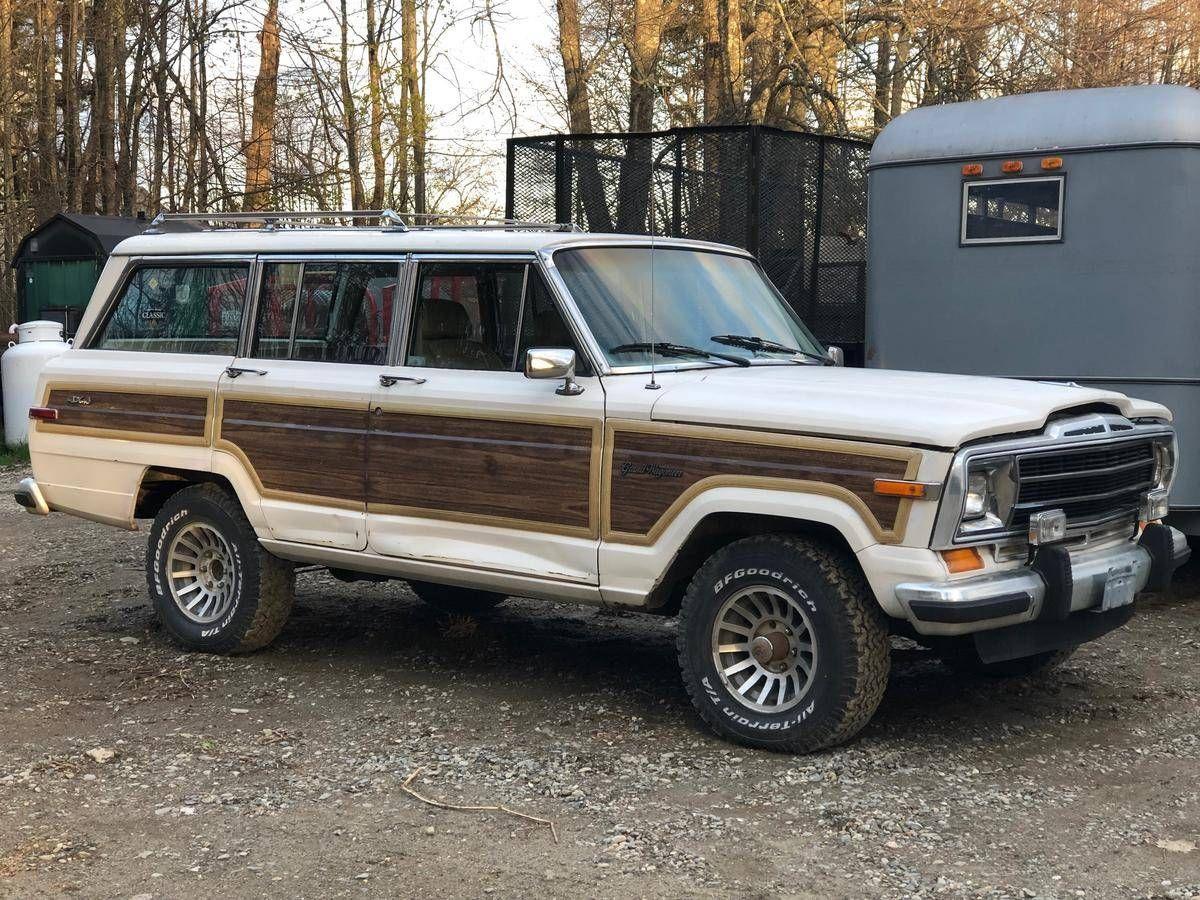 1987 Jeep Grand Wagoneer For Sale 2312097 Hemmings Motor News In 2020 Jeep Jeep Wagoneer Jeep Grand