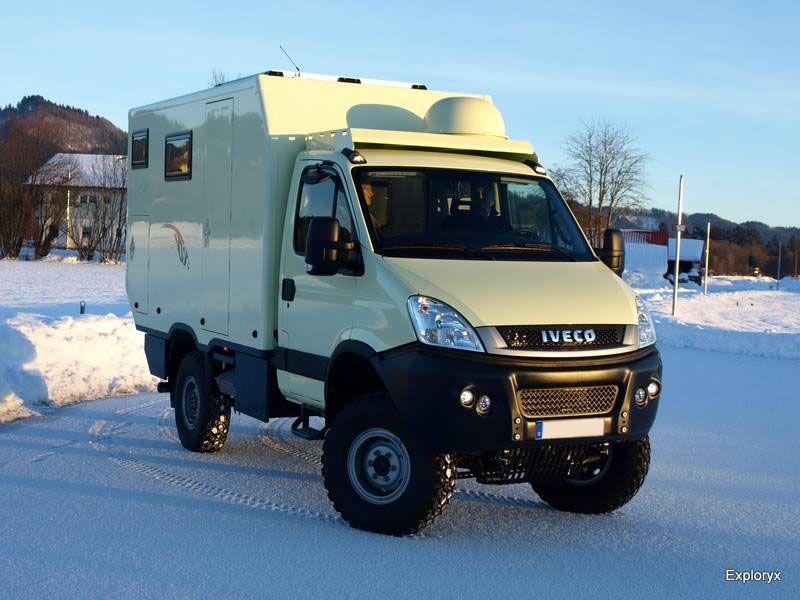 exploryx impala daily basismodell sweet trucks. Black Bedroom Furniture Sets. Home Design Ideas