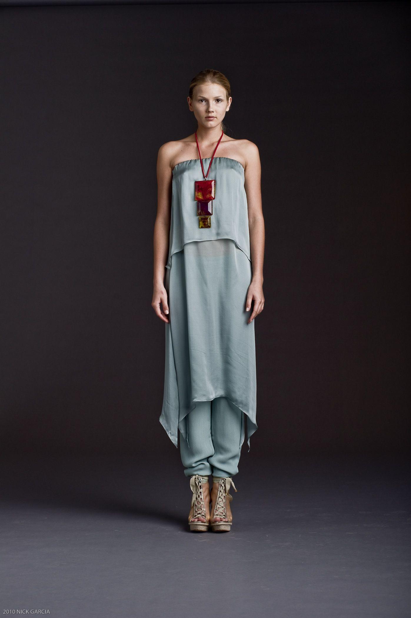Silvia Tcherassi Spring Summer Collection 2011 #fashion #style