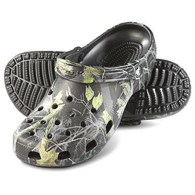 Unisex Crocs Classic Camo Clogs | Crocs