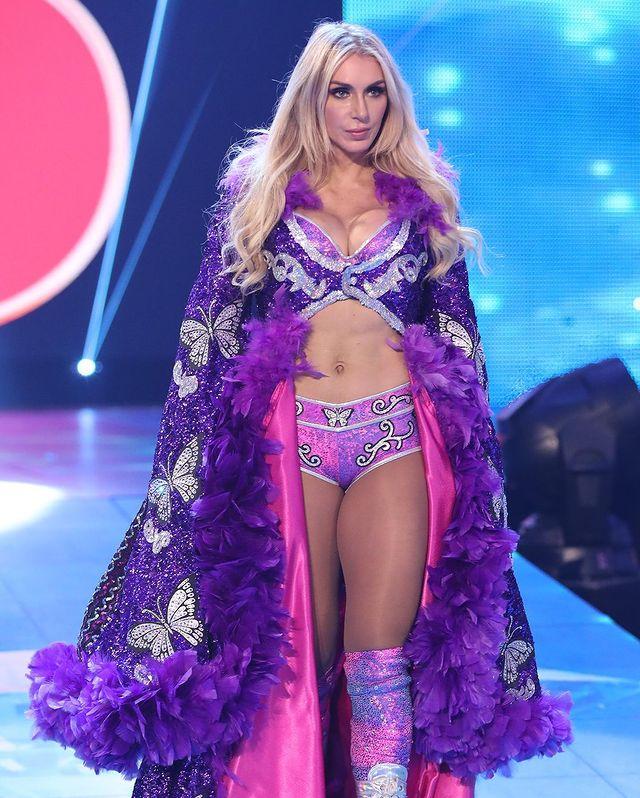 Wwe No Instagram Royalrumble Gear Appreciation Post In 2021 Charlotte Flair Wwe Wwe Royal Rumble