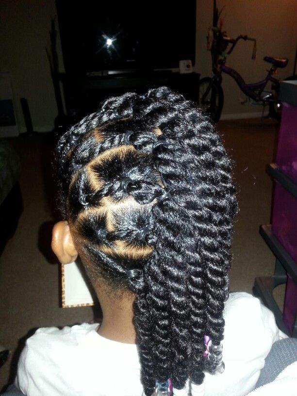 Naturalkids Lil Girl Hairstyles Natural Hair Styles Girls