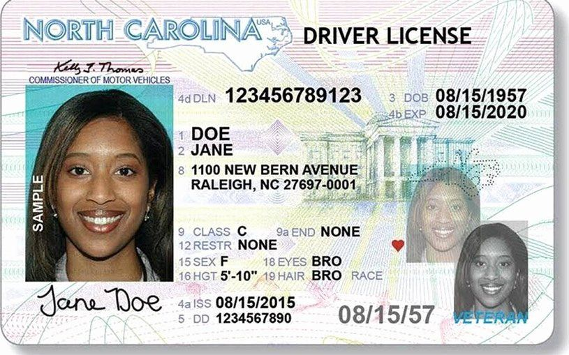 Free Driver License Template Fresh Nc Driver Licenses Get A