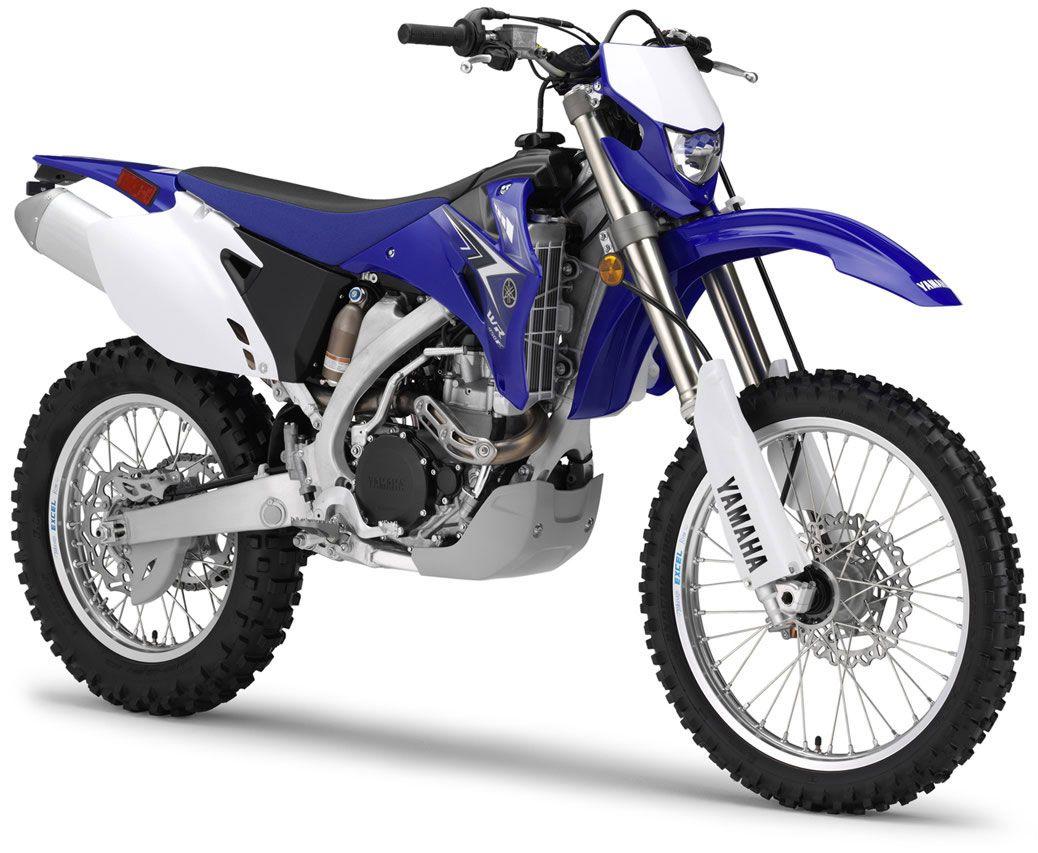 2010 Yamaha Wr450f Motos Triciclo Autos
