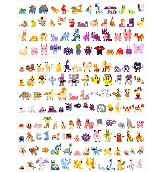 151 Pokémon, Transported Back In Time To 1986