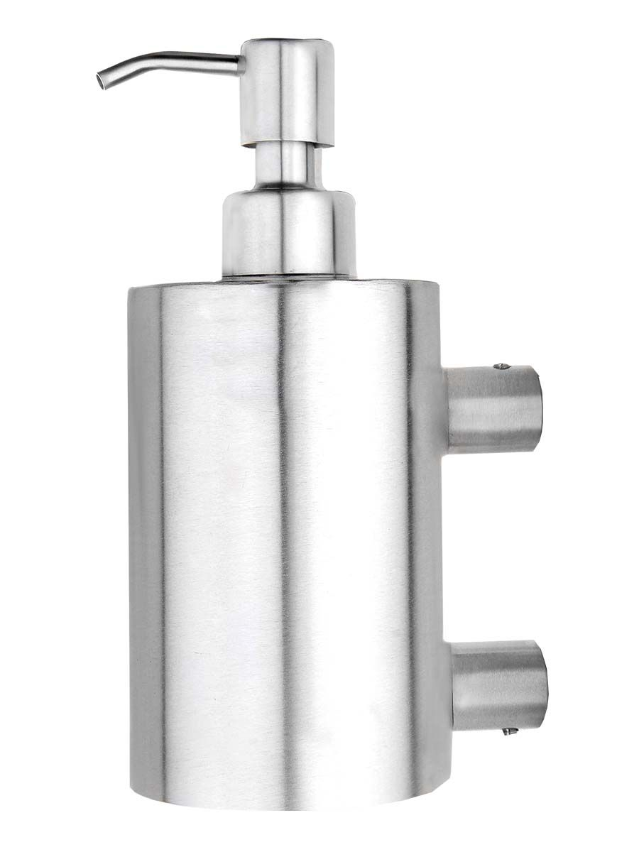 Stainless Steel Soap Dispensers For Public Washrooms By Euronics