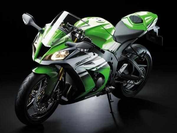Nouveaut 2017 Kawasaki ZX10RR Bikes t