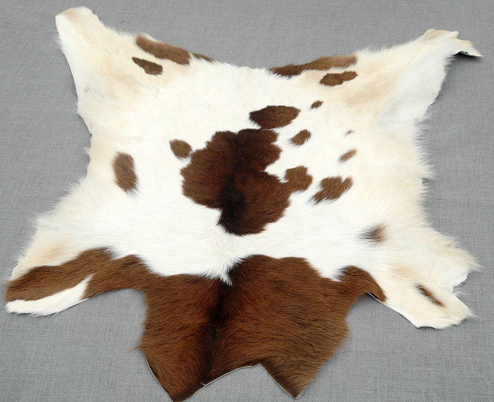 New Calfhide Rugs Area Rugs Cow Skin Hide 5.25 sq.feet (28 x27 ) Calfhide U-1010