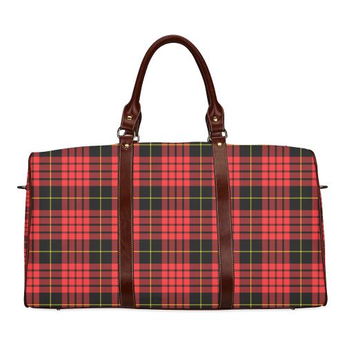 f4a322a3cd77 Tartan Travel Bag - MacQueen Modern A9