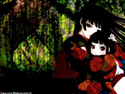 Jigoku Shoujo Girl From Hell Images Jigoku Shoujo Hd Wallpaper And