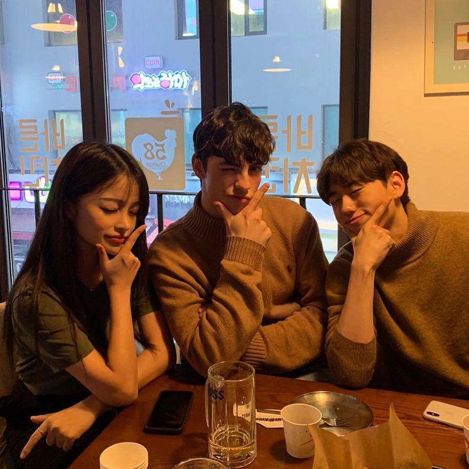 Joyce Ben Taesung In 2020 Korean Best Friends Boy And Girl Best Friends Boy And Girl Friendship