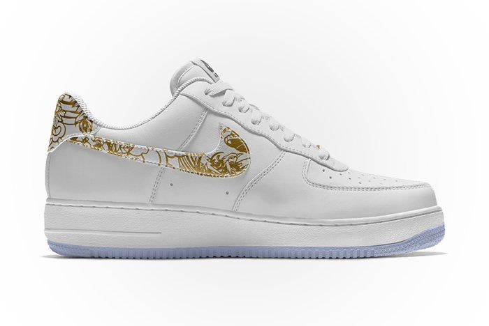 NIKE AIR FORCE 1 NIKEiD | AIR FORCES | Nike id, Air force 1