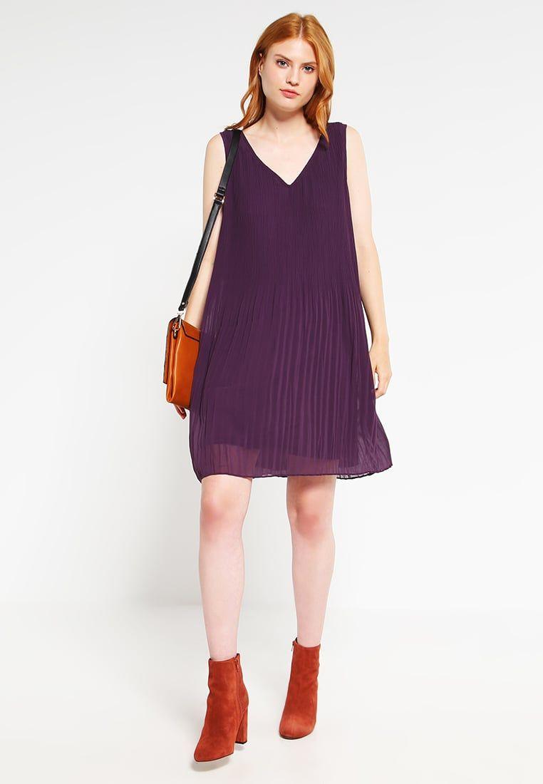 Cómpralo ya!. Minimum LISSE Vestido informal plum perfect. Minimum ...