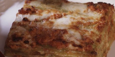 Spinach lasagna with bolognese ragu recipes food network canada spinach lasagna with bolognese ragu recipes food network canada forumfinder Choice Image