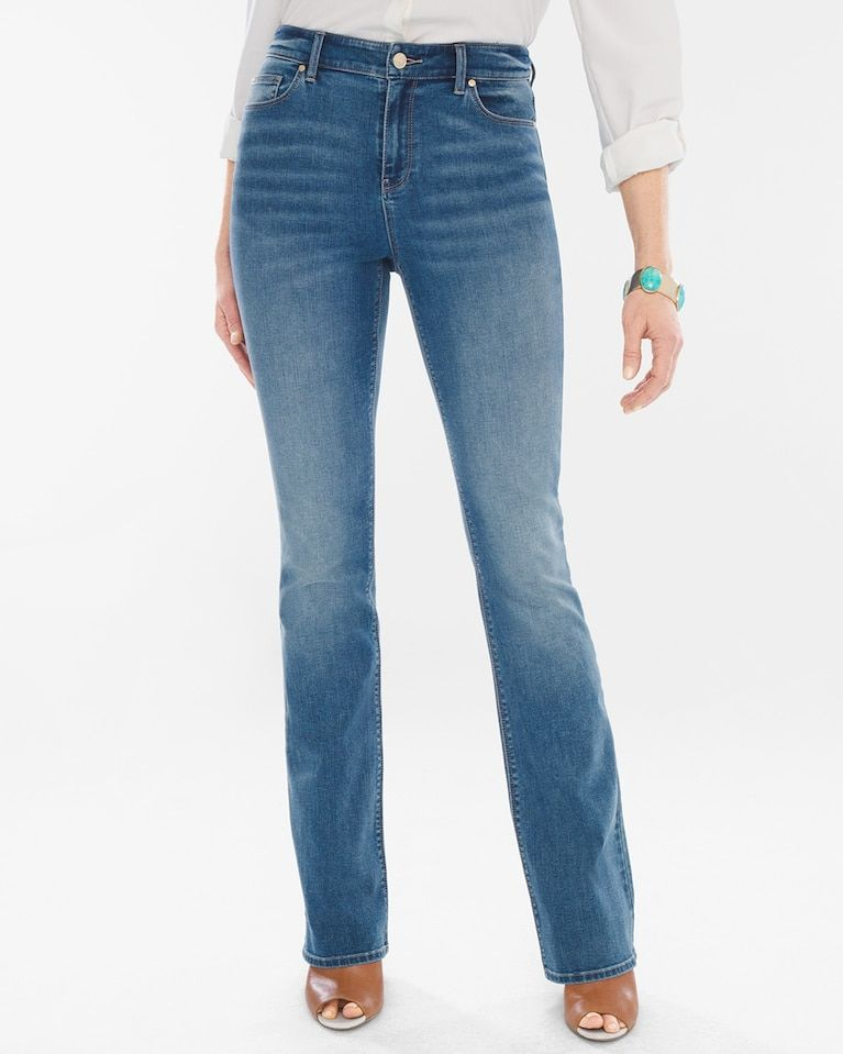 1ab70718209 Barely Bootcut Jeans | Products | Jeans, Shorts inseam, Wide leg jeans