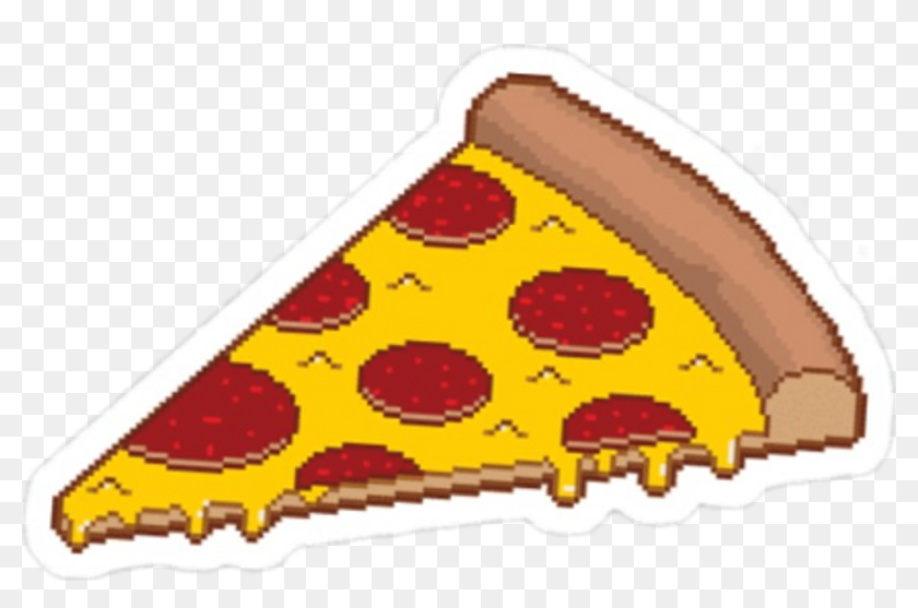 Find Hd Pizza Clipart Tumblr Yummy Transparent Aesthetic Yellow Stickers Hd Png Download To Search And Download More Fr Yellow Aesthetic Clip Art Aesthetic