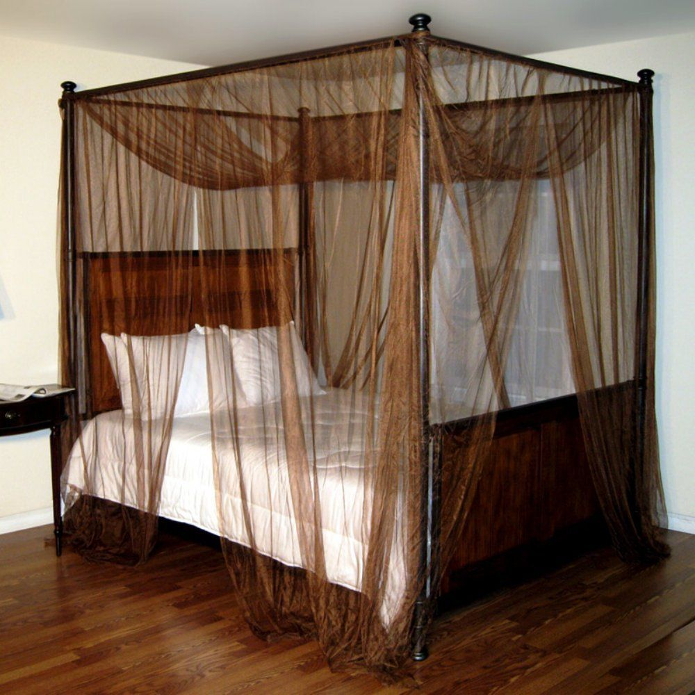 20 Extraordinary Four Poster Canopy Bed Ideas Awesome