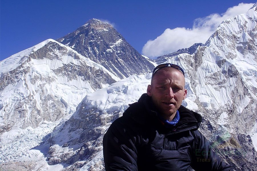 Everest Base Camp Trekking eco holiday itinerary leads you