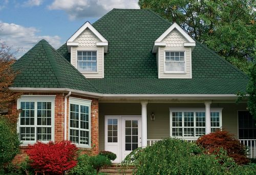 Moss Green Metal Roofing By Metile Com Au Metile123 Architectural Shingles Roof Roof Shingle Colors Roof Colors