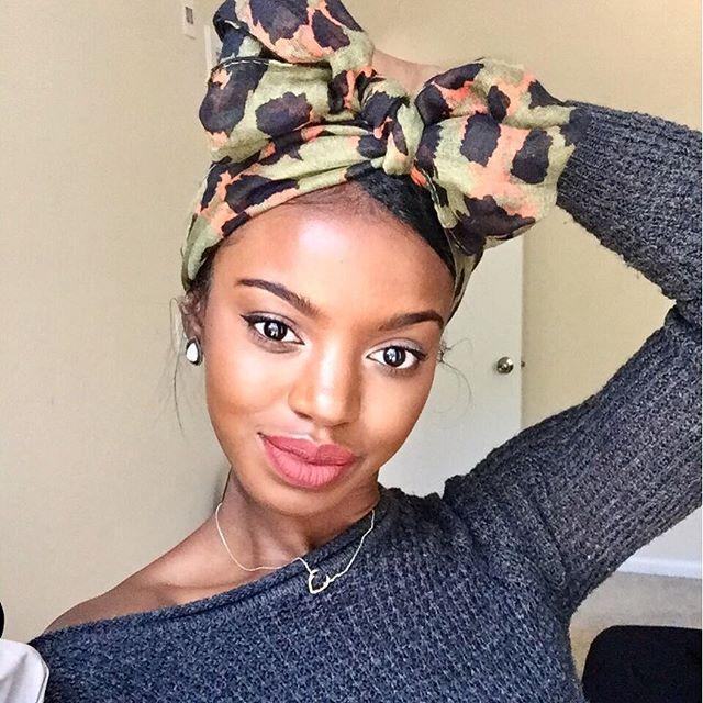 hairstyle ideas.headwrap