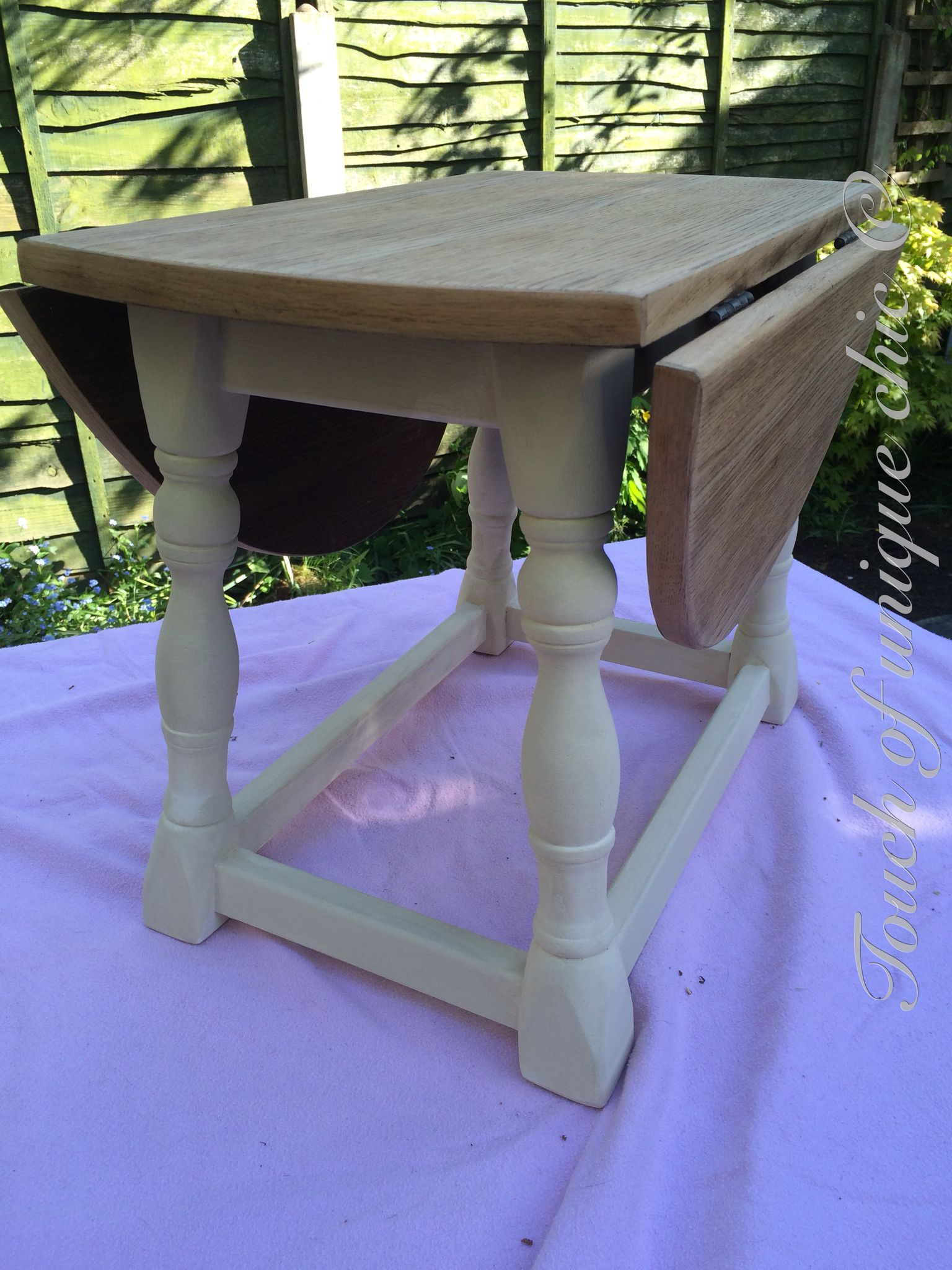 Drop leaf coffee table painted in annie sloan old ochre ... Ideas For Painting Kitchen Table Drop Leaf on oval tables for kitchen, pedestal tables for kitchen, pub tables for kitchen,