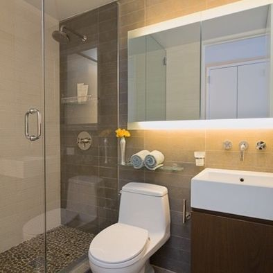 pebble shower floor design, pictures, remodel, decor and