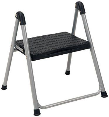 Cosco Dorel Industries Lightweight Folding Steel Step Stool One