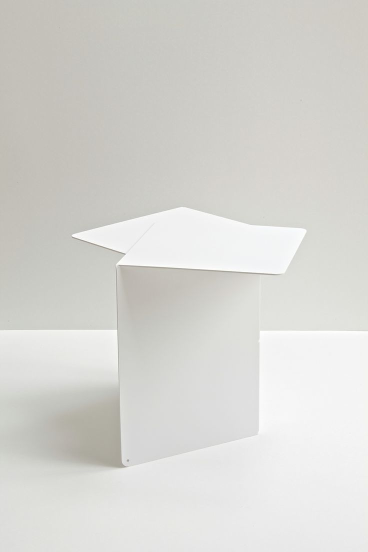 Shift: A #minimalist side and coffee table. #design