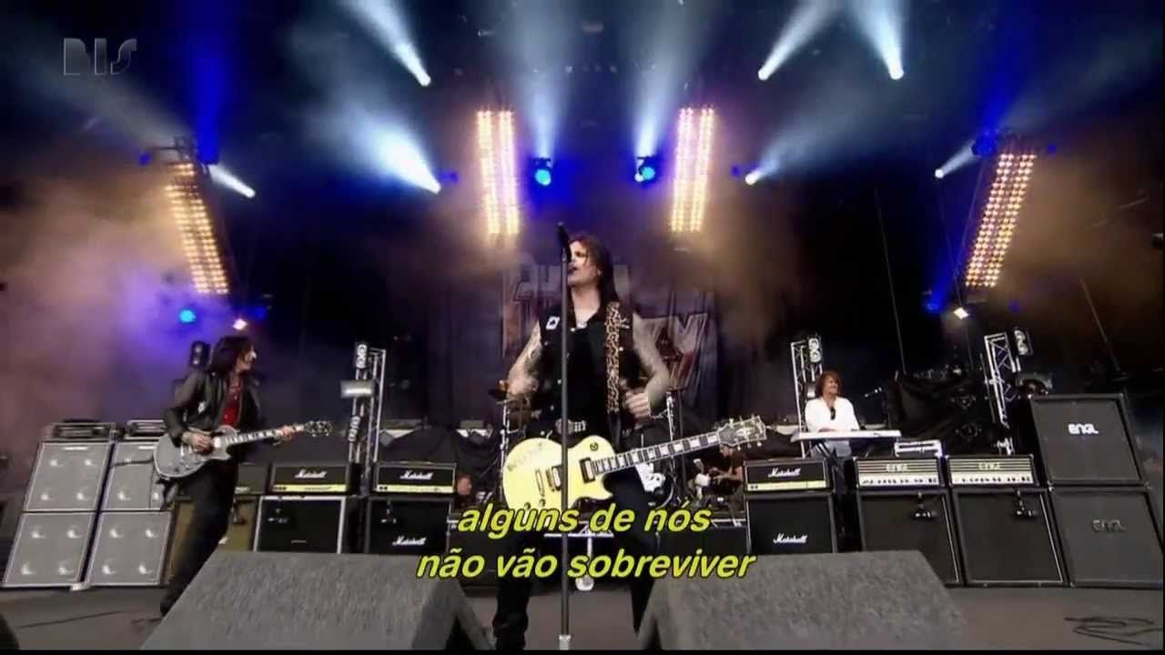 Thin Lizzy Live At High Voltage Festival 2011 Hd Thin Lizzy Whiskey In The Jar High Voltage