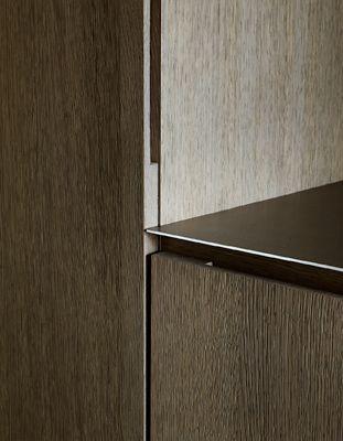 DETAIL  countertop detail, adjacent cupboard pull detail  Details  Pinterest ...