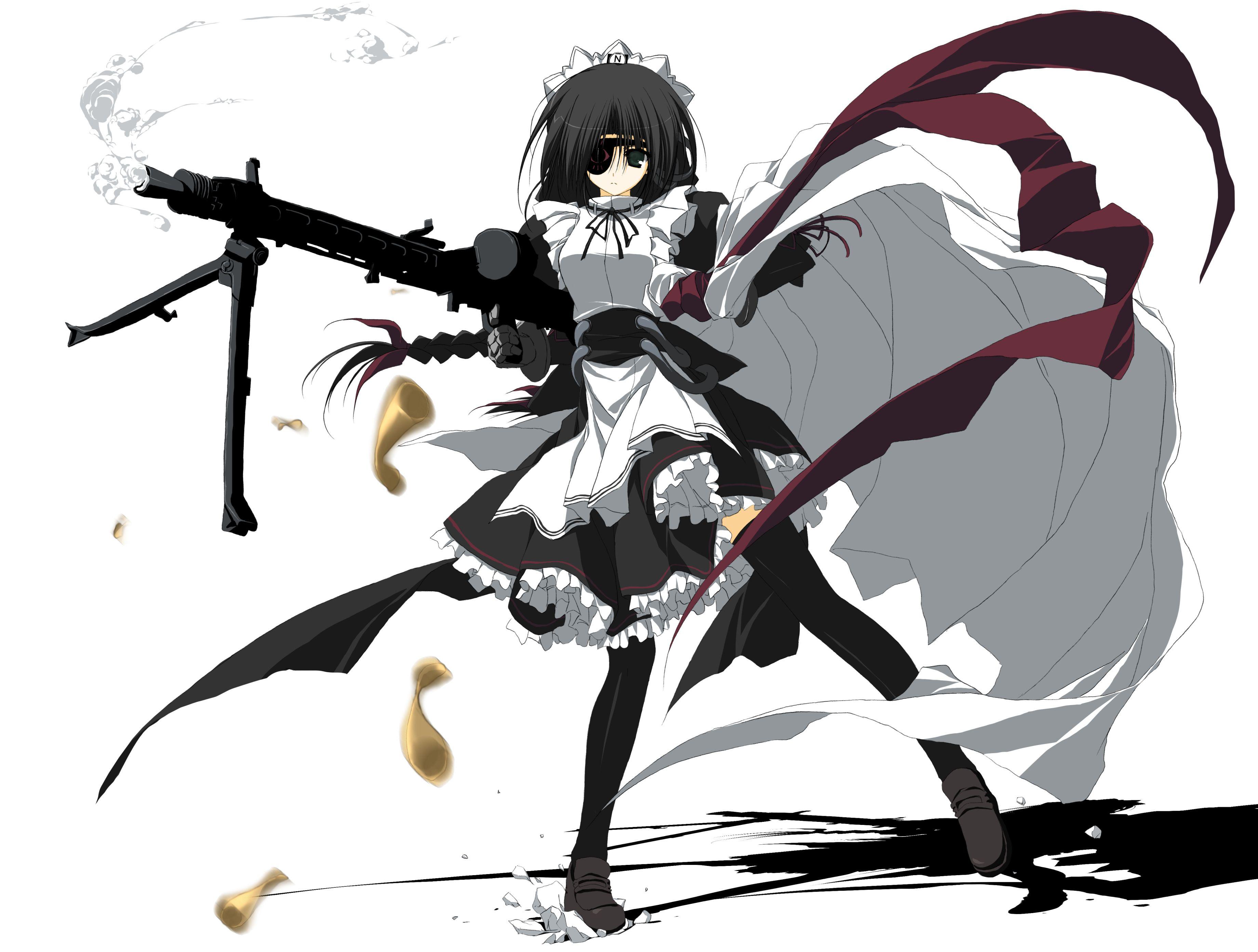 Art anime art guns hesxotr pinterest anime